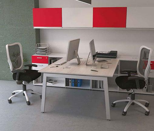 Koll sillas de oficina muebles de oficina sillas de for Amoblamiento oficina