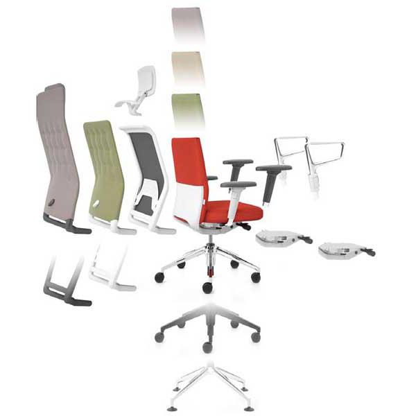 Servicios de Reparación de sillas de oficina