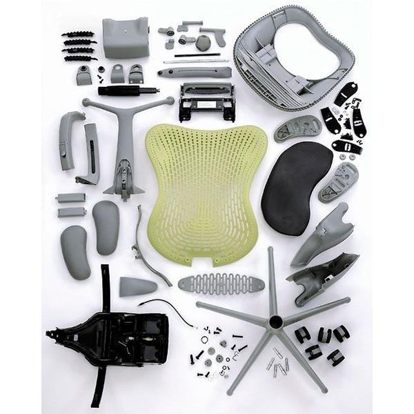 reparación de sillas de oficina